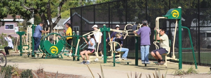 Greenfields Outdoor fitness