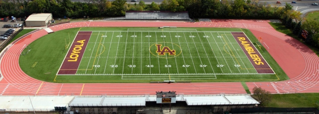 Loyola Football Field